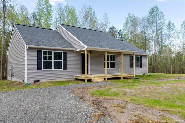 Lot 3 Fox Run Forest Lane, Beaverdam, VA 23015 (MLS #2101870) :: Treehouse Realty VA