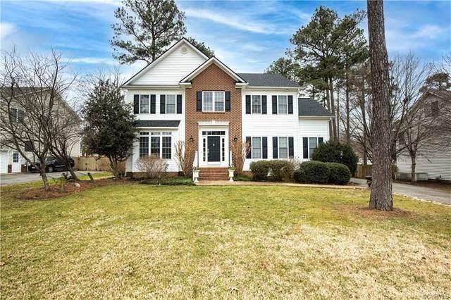 12118 Club Ridge Drive, Chester, VA 23836 (MLS #2101887) :: Treehouse Realty VA