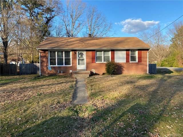 2600 Ellerbee Road, Richmond, VA 23228 (MLS #2101896) :: EXIT First Realty