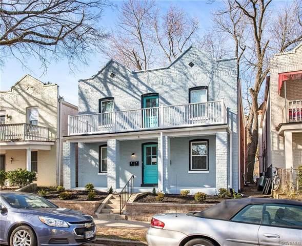 6 N Dooley Avenue, Richmond, VA 23221 (MLS #2101898) :: Small & Associates