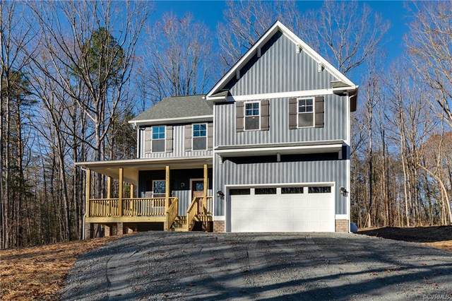 Lot 16 Fox Run Forest Lane, Beaverdam, VA 23015 (MLS #2101916) :: Treehouse Realty VA
