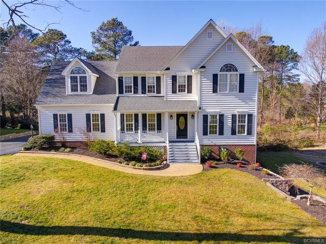 6150 Havenview Drive, Mechanicsville, VA 23111 (MLS #2101921) :: Treehouse Realty VA