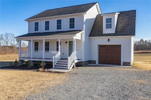 7375 Thweatt Drive, Disputanta, VA 23842 (MLS #2101925) :: Treehouse Realty VA