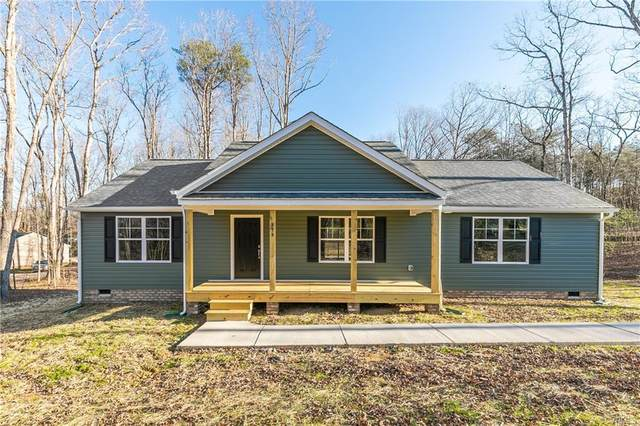 Lot 18 Fox Run Forest Lane, Beaverdam, VA 23015 (MLS #2101932) :: Treehouse Realty VA