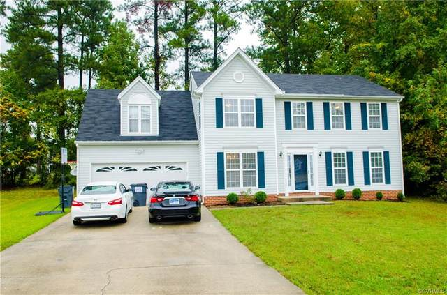 18533 Twisted Oak Court, Chesterfield, VA 23834 (MLS #2101933) :: The Redux Group