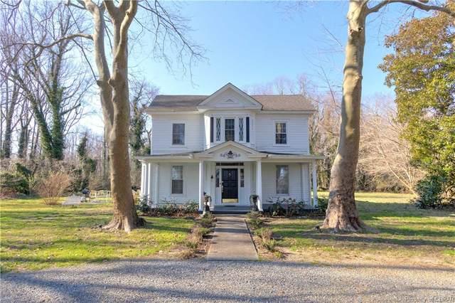 3952 Irvington Road, Irvington, VA 22480 (MLS #2101949) :: EXIT First Realty