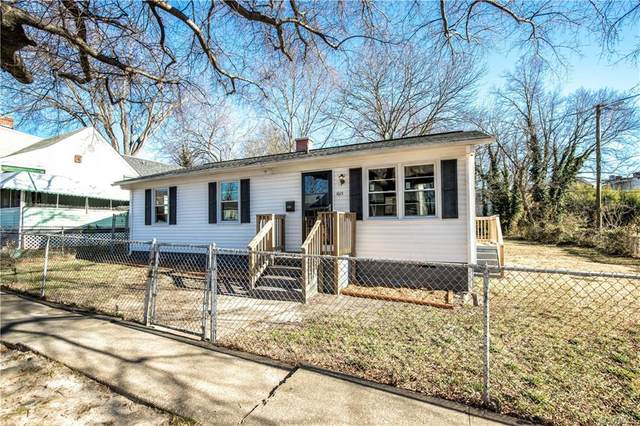 1615 N 21st Street, Richmond, VA 23223 (MLS #2101971) :: EXIT First Realty