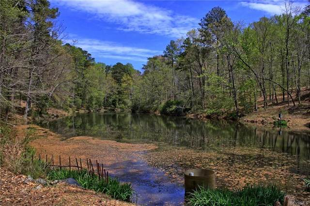 Lot 6 Gordon Pond Road, New Kent, VA 23011 (MLS #2101986) :: Treehouse Realty VA