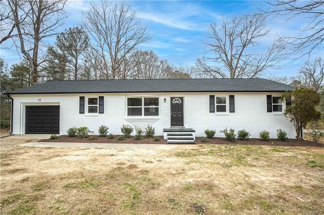7900 Serena Lane, South Chesterfield, VA 23803 (MLS #2102006) :: EXIT First Realty