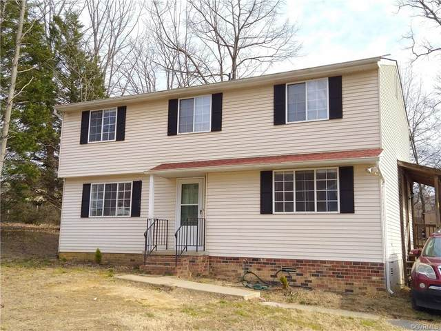 1101 Wadsworth Drive, Chesterfield, VA 23236 (MLS #2102014) :: The Redux Group