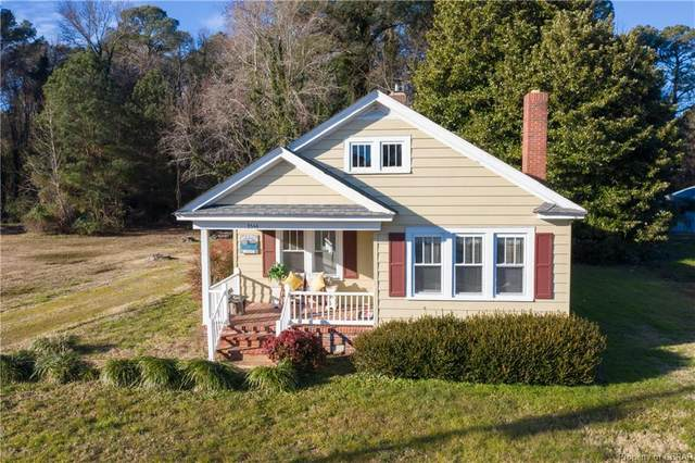 3544 Weems Road, Weems, VA 22576 (MLS #2102024) :: Village Concepts Realty Group