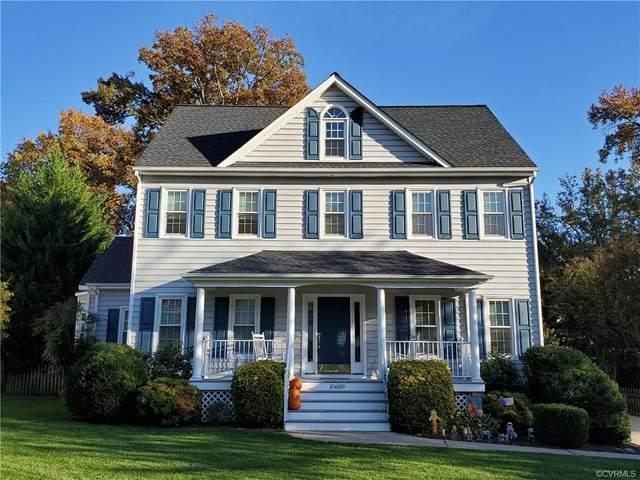 10689 Anna Marie Drive, Glen Allen, VA 23060 (MLS #2102029) :: Treehouse Realty VA