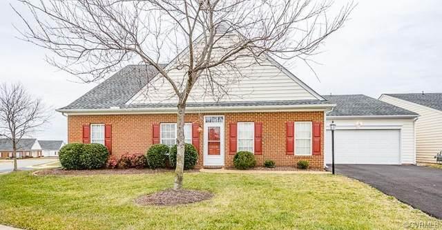 7318 Dress Blue Circle, Mechanicsville, VA 23116 (MLS #2102032) :: Treehouse Realty VA