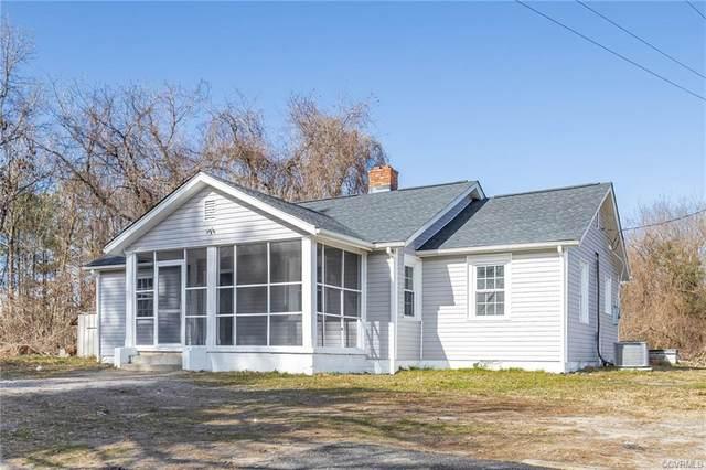 2513 Dupuy Road, Petersburg, VA 23803 (MLS #2102052) :: Treehouse Realty VA