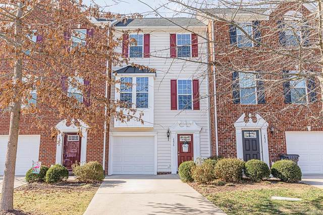 4836 Skyline Ridge Drive, Midlothian, VA 23112 (MLS #2102079) :: Treehouse Realty VA