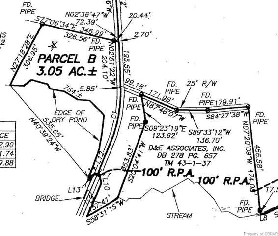 0 Crosshills Road, Wicomico Church, VA 22473 (MLS #2102087) :: The Redux Group