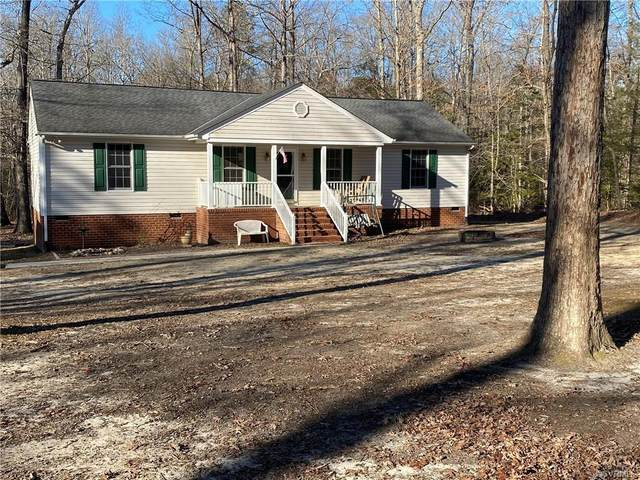 8690 King Drive, Disputanta, VA 23842 (MLS #2102093) :: Treehouse Realty VA