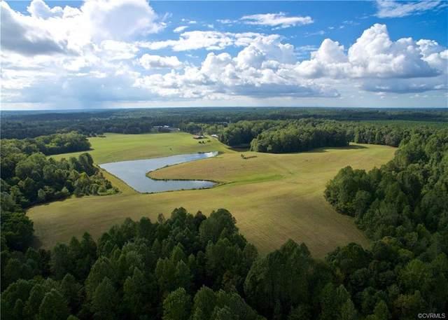 02 Ballsville, Powhatan, VA 23139 (MLS #2102099) :: Treehouse Realty VA