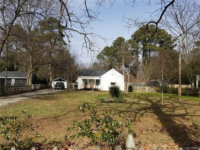 702 Wilmer Avenue, Henrico, VA 23227 (MLS #2102102) :: Small & Associates