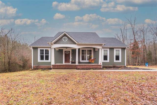 18191 Namozine Road, Amelia, VA 23002 (MLS #2102106) :: The Redux Group