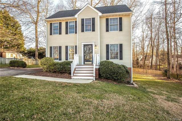 3009 Oakley Pointe Terrace, Henrico, VA 23233 (MLS #2102114) :: Small & Associates