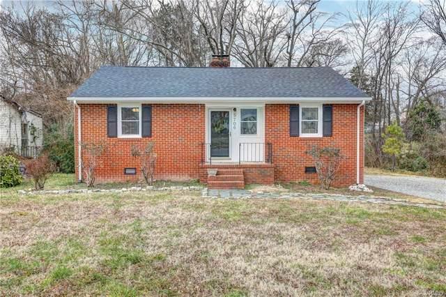 5706 Edgemore Street, Henrico, VA 23228 (MLS #2102160) :: Treehouse Realty VA