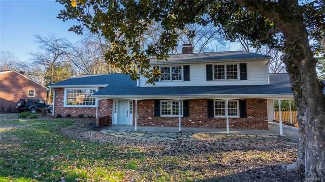 2309 Poates Drive, Henrico, VA 23228 (MLS #2102164) :: Treehouse Realty VA