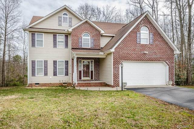 604 Oak Hall Terrace, Sandston, VA 23150 (MLS #2102167) :: Small & Associates