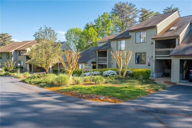 136 Mariners Point Lane D, Hartfield, VA 23071 (MLS #2102174) :: Small & Associates