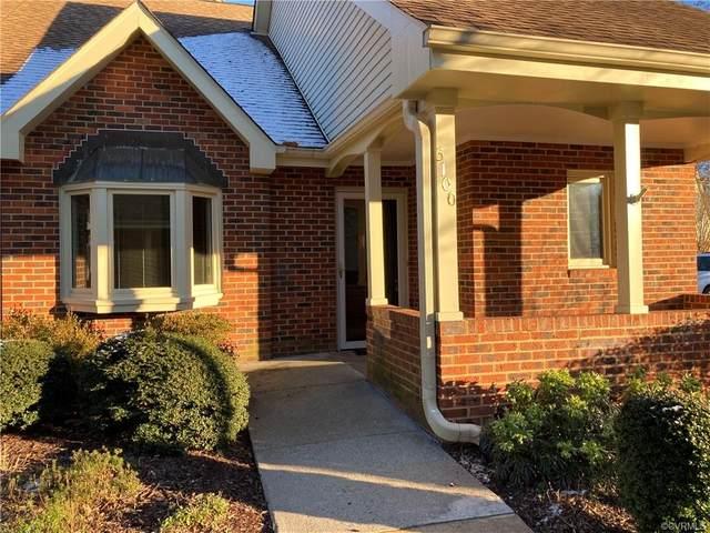 3100 Lake Village Drive #24, Richmond, VA 23235 (MLS #2102237) :: Small & Associates