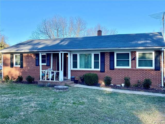 314 Meherrin Road, Meherrin, VA 23954 (MLS #2102250) :: The Redux Group