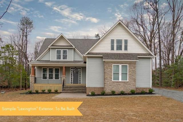 7515 Madison Estates Drive, Hanover, VA 23111 (MLS #2102254) :: EXIT First Realty