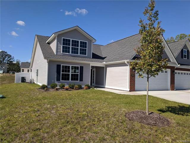 C-6 Wendenburg Terrace Court, Aylett, VA 23009 (MLS #2102270) :: Treehouse Realty VA