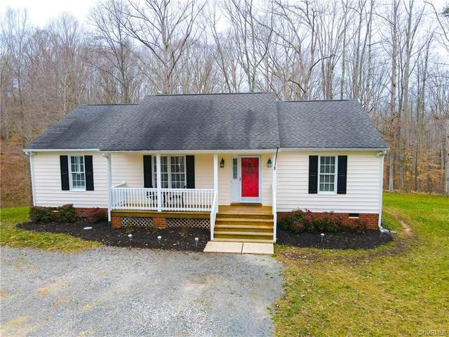 4460 Halls Road, Mineral, VA 23117 (MLS #2102292) :: Village Concepts Realty Group