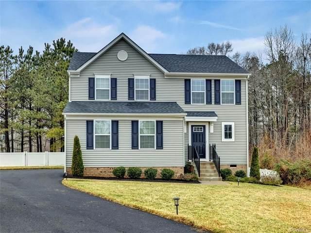 5301 Sandy Ridge Court, Chesterfield, VA 23832 (MLS #2102321) :: Treehouse Realty VA