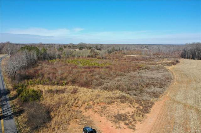 46.53 Acres Genito Road, Amelia Courthouse, VA 23002 (MLS #2102348) :: The Redux Group