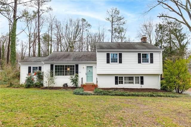 8735 Trent Road, North Chesterfield, VA 23235 (MLS #2102359) :: Treehouse Realty VA