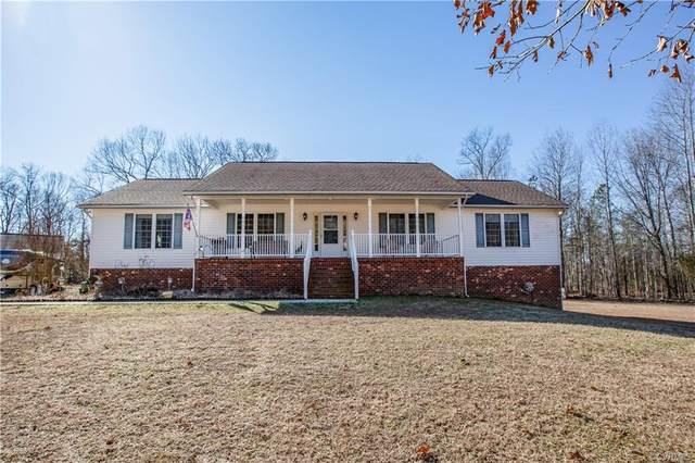 25080 Richmond Turnpike, Ruther Glen, VA 22546 (MLS #2102363) :: Treehouse Realty VA