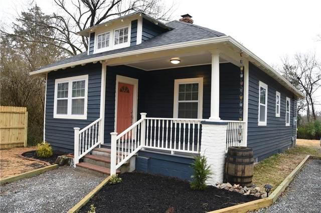 15120 Concord Road, Ruther Glen, VA 22546 (MLS #2102365) :: Treehouse Realty VA