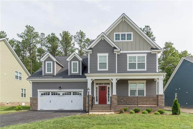 12305 Kilbourne Hill Drive, Ashland, VA 23005 (MLS #2102389) :: The Redux Group