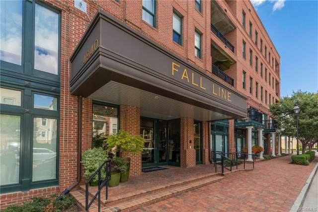 4940 Old Main Street #401, Richmond, VA 23231 (MLS #2102412) :: The Redux Group