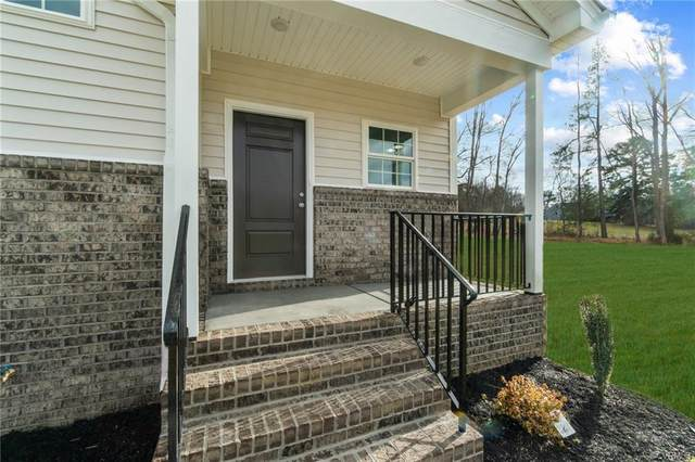 4160 Tosh Lane, Chester, VA 23831 (MLS #2102416) :: Small & Associates