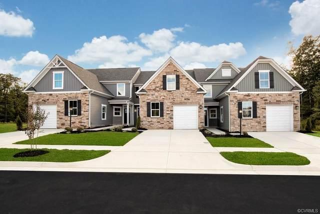 3108 Sterling Brook Drive Id-C, Chesterfield, VA 23237 (MLS #2102419) :: Small & Associates