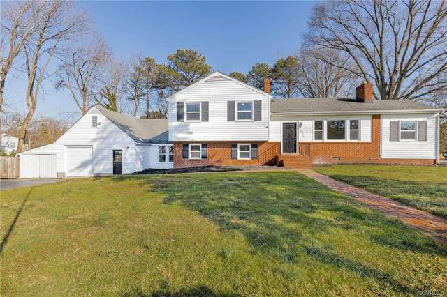 1701 Terrell Drive, Henrico, VA 23229 (MLS #2102430) :: Village Concepts Realty Group