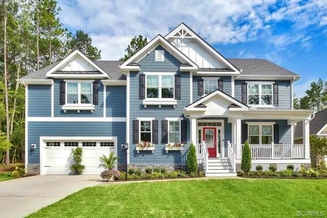 10825 Bay Point Way, Moseley, VA 23120 (MLS #2102443) :: Village Concepts Realty Group