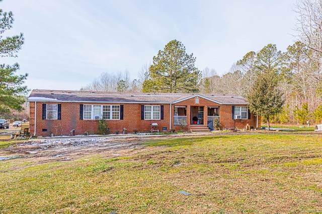8050 SE Colemans Lake Road, Church Road, VA 23833 (#2102444) :: Abbitt Realty Co.