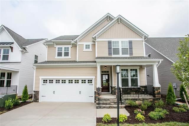 9264 Crowell Street, Mechanicsville, VA 23116 (MLS #2102516) :: Small & Associates