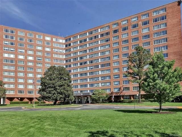 5100 Monument Avenue #1211, Henrico, VA 23230 (MLS #2102518) :: The RVA Group Realty