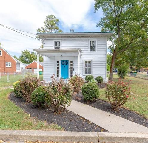 507 Hopewell Street, Hopewell, VA 23860 (MLS #2102549) :: Village Concepts Realty Group