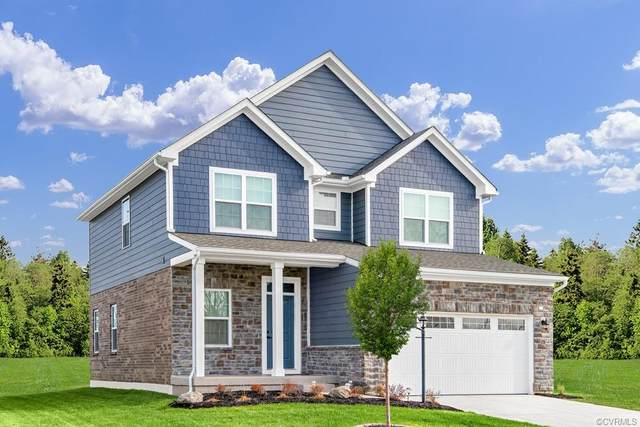3901 Rosemallow Place, Henrico, VA 23223 (#2102551) :: The Bell Tower Real Estate Team